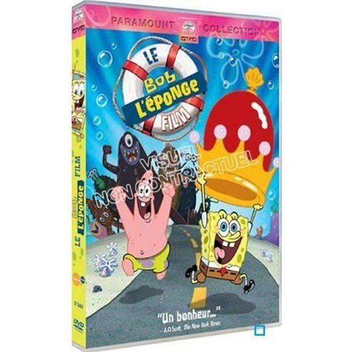 DVD Bob l'éponge, le film
