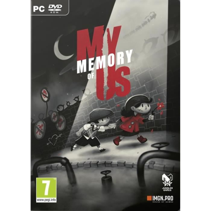 My memory Of Us Jeu PC