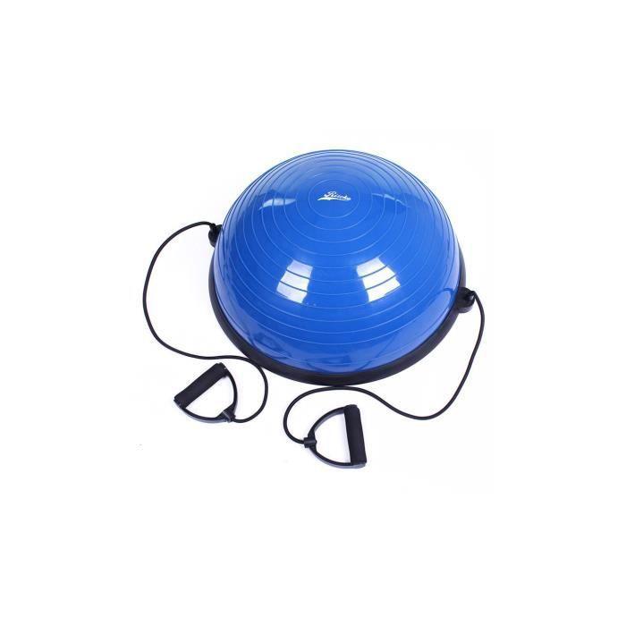 Gym ball modele Air Step - Bleu