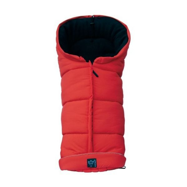 Chancelière Iglu thermo Fleece - Rouge