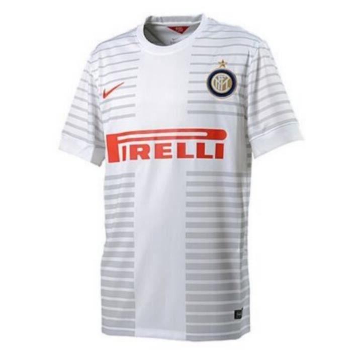 Maillot Officiel Homme Nike Inter de Milan Away Saison 2014-2015