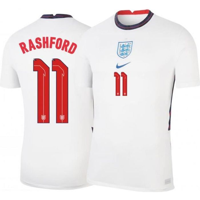 Maillot RASHFORD 11 Angleterre Domicile 2021-2022