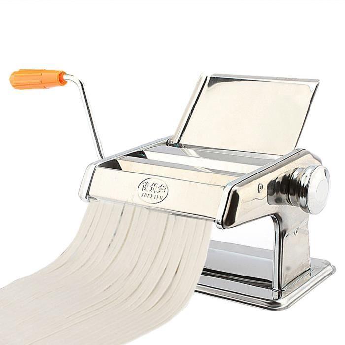 EPÉPINEUSE Machine à Pâtes Manuelle en Acier Inoxydable Machi