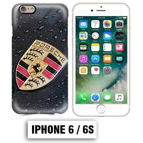 coque iphone 6 6s porsche carrera 911