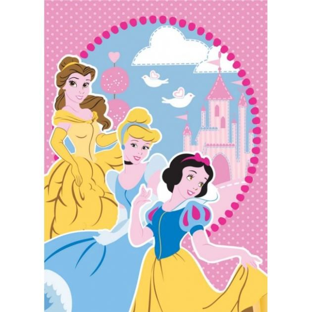 Disney Princesse Tapis Dream Achat Vente Tapis Cdiscount