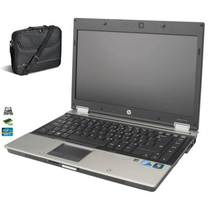 ORDINATEUR PORTABLE PC HP Ordinateur Portable HP 8440P Intel Core i5 R