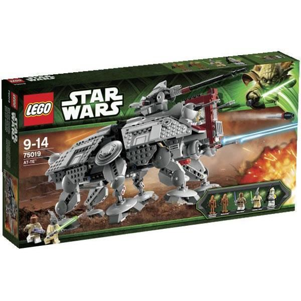 Lego Star Wars AT TE 75019 + Star Wars Ca? Achat / Vente