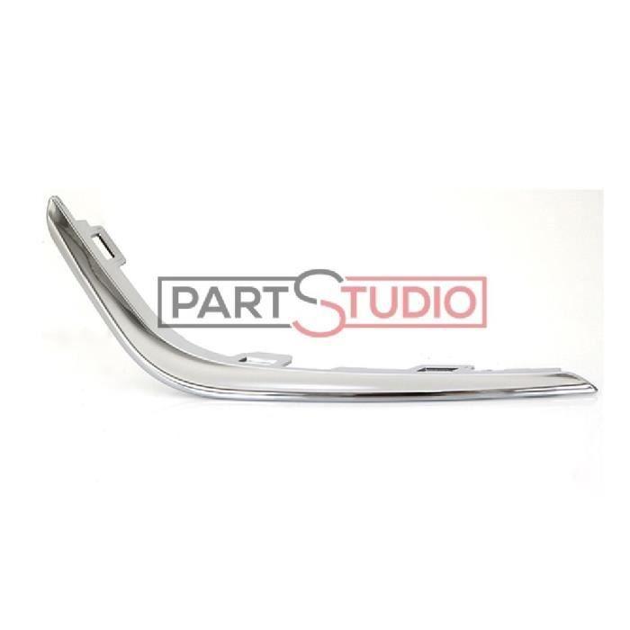 Nouvelle Peugeot 107 2012-Pare-Choc Avant Calandre Avec Trou Sans DEL Gauche Passager LH