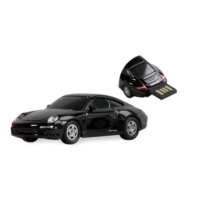 autodrive porsche 911 8 go cl usb flash drive 2 0 noir tribe fd018401 prix pas cher cdiscount. Black Bedroom Furniture Sets. Home Design Ideas