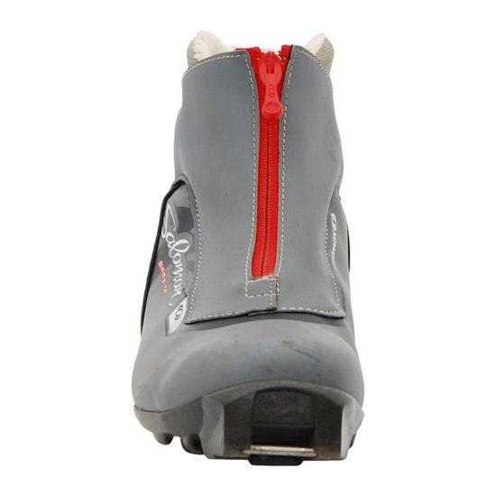 Chaussure ski fond Salomon Siam 5 TR gris