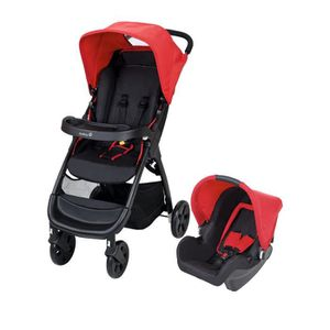 POUSSETTE  SAFETY 1ST Poussette Combinée Duo Amble - Plain Re