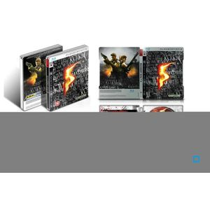 JEU PS3 RESIDENT EVIL 5 COLLECTOR / JEU CONSOLE PS3
