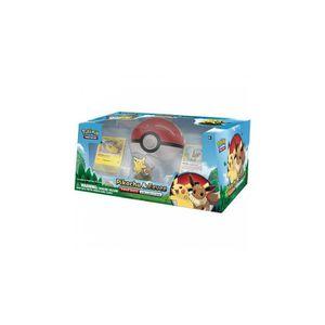 FIGURINE - PERSONNAGE Coffret Pokéball Pokémon Pikachu / Evoli