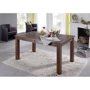 TABLE À MANGER SEULE Table à manger rectangulaire 160x90cm, 6 Personnes