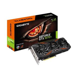 CARTE GRAPHIQUE INTERNE Gigabyte GeForce GTX 1070 Ti Gaming 8G Carte graph