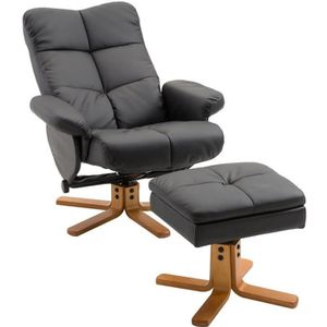 FAUTEUIL Fauteuil relax inclinable style contemporain repos