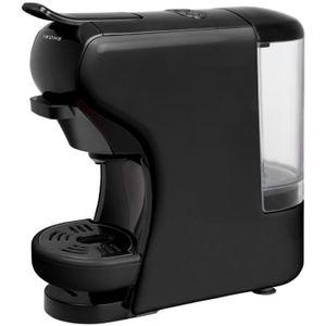 MACHINE À CAFÉ Machine à Café POTTS noir IKOHS capsules et café m