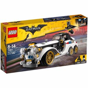 ASSEMBLAGE CONSTRUCTION LEGO® Batman Movie 70911 La Limousine Arctique du