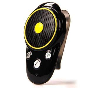 KIT BLUETOOTH TÉLÉPHONE Kit mains libres Bluetooth voiture Kit pare-soleil