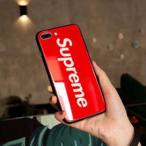 coque iphone 8 supreme noir