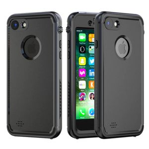 COQUE - BUMPER MOONMINI® Coque Etanche iPhone 7 , iPhone 7  TPU é