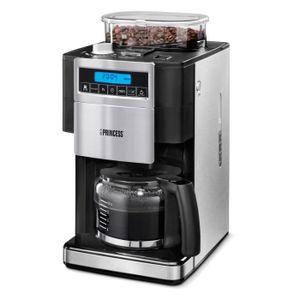 CAFETIÈRE PRINCESS 249402 Cafetière filtre avec broyeur - In