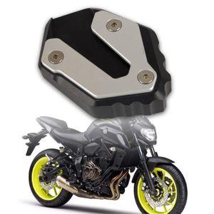 GSG-moto TBR YAMAHA mt-07 Tracer rm14 à partir de 2016 Paire Noir Anodisé Neuf