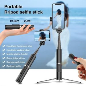 PERCHE - CANNE SELFIE TEMPSA Perche Selfie Trépied USB Bluetooth Portabl