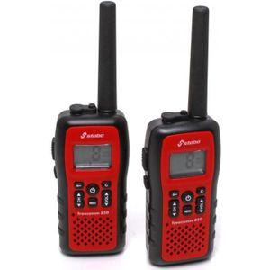 INTERCOM MOTO PRESIDENT Paire de Talkie-walkies Freecomm 850