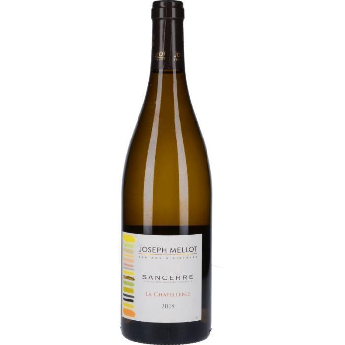 Vin Blanc - Sancerre La Chatellenie 2018 - Bouteille 75cl
