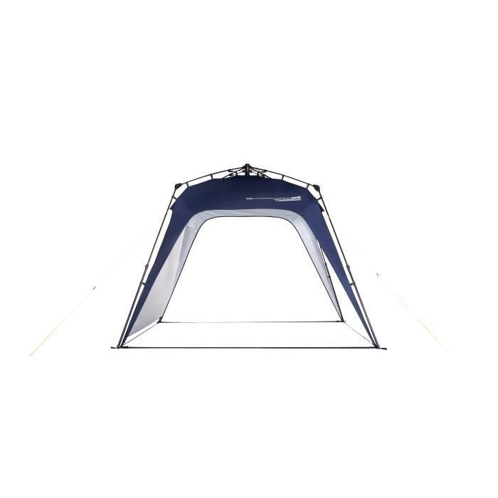 Lumaland x Where Tomorrow Tonnelle de Jardin – 1 Panneau Lateral Inclus - Haute Tente Robuste - Bleu Marine