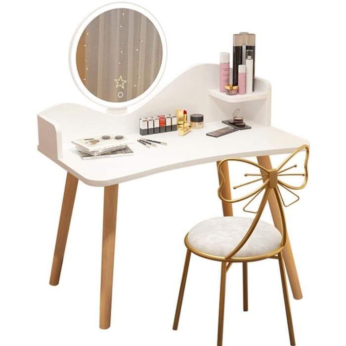 Mettre la table e Chambre Nordique Style Coiffeuse Table Petit Appartement Moderne Minimaliste Coiffeuse casier Durable A170