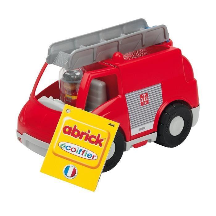 ABRICK Camion de Pompier