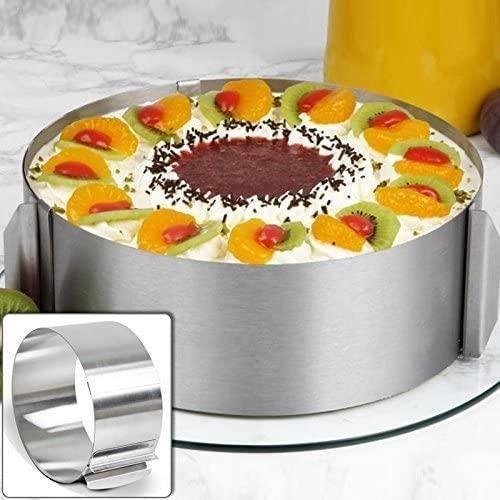 Moule Cercle à tarte – Des créations de tartes magiques pour toutes les occasions