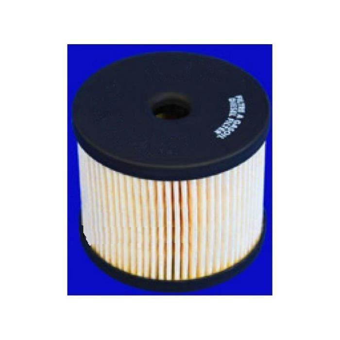 Filtre à gasoil papier Peugeot 307 2.0 HDI 08/00 à 12/09