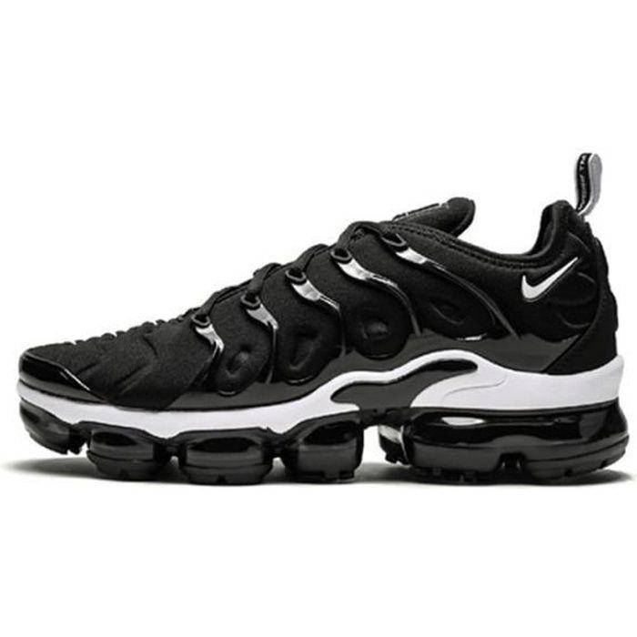 Basket Nike Air VaporMax Plus Chaussures de Running Cher pour 924453-011 Homme Noir