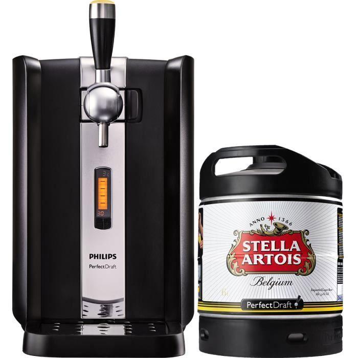 Pack Tireuse Perfectdraft Stella Artois - 5€ de consigne inclus