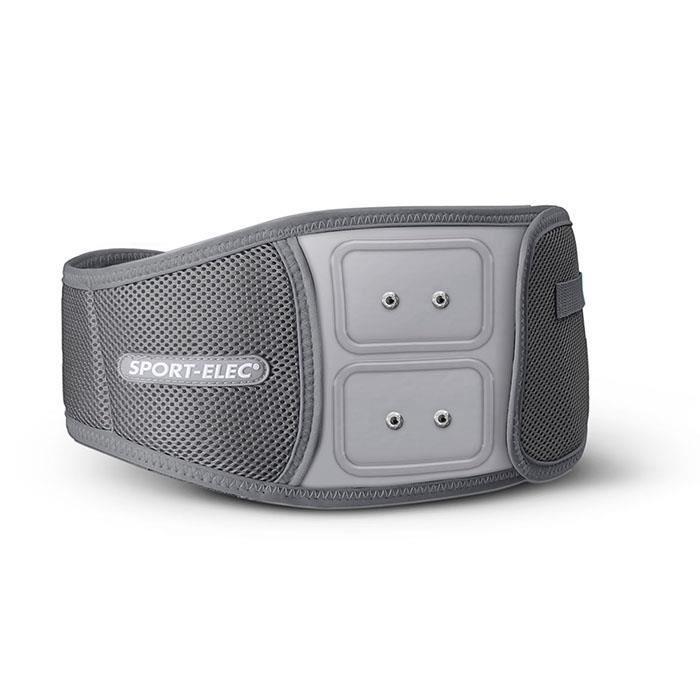 Ceinture abdominale ergonomique pour appareils à modules Sport-Elec Electrostimulation