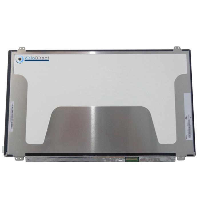 Dalle ecran 15.6- LED compatible avec ASUS ROG STRIX GL503VD 1920 X 1080 avec fixation