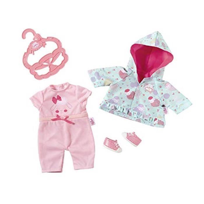 Ensemble bébé Annabell Little Play Outfit 36 cm