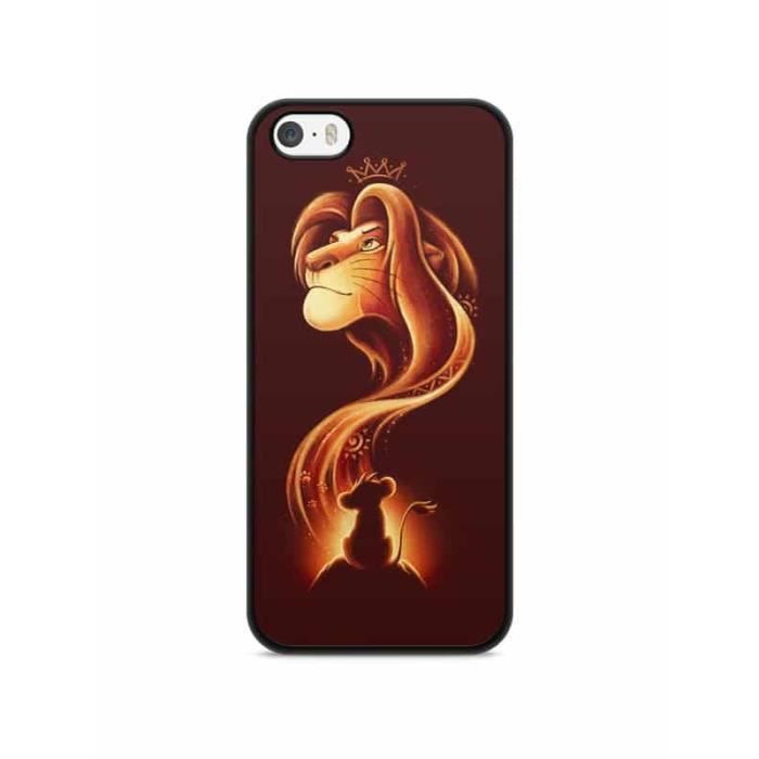 coque roi lion iphone 7