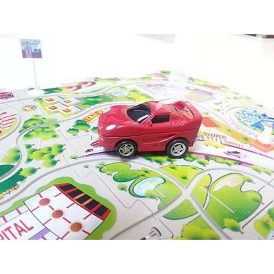 circuit puzzle anim voiture de course achat vente puzzle cdiscount. Black Bedroom Furniture Sets. Home Design Ideas