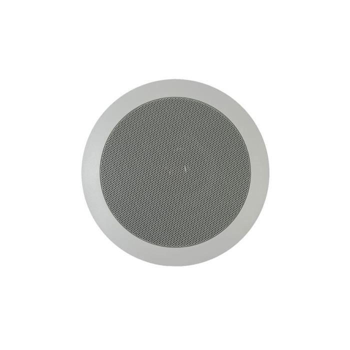 Basics Paire d/'enceintes rondes 16,5/cm encastrables dans le mur ou le plafond