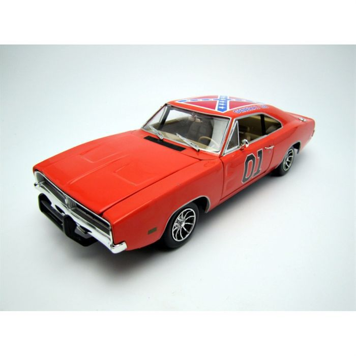 ertl 1 18 dodge charger general lee achat vente. Black Bedroom Furniture Sets. Home Design Ideas