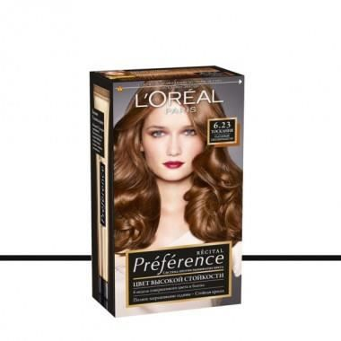coloration loreal coloration prfrence 623 tuscany blo - Coloration Preference