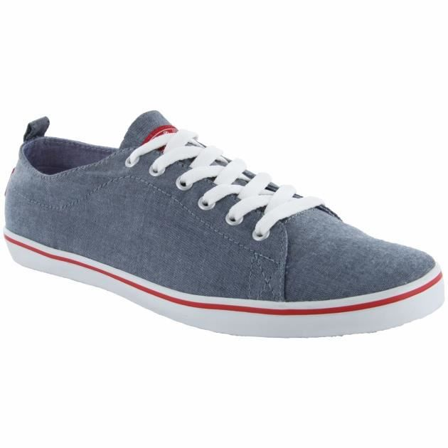 DVS Rehab Girls Blue Chambray...