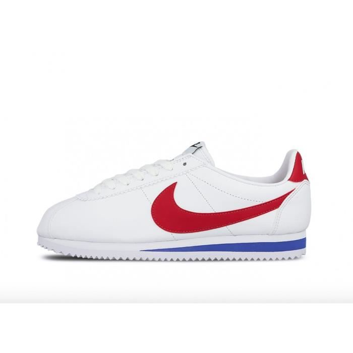 Baskets Nike Wms Classic Cortez Leather - 807471103
