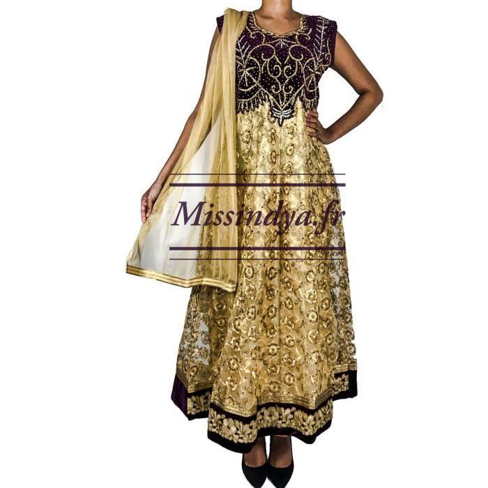 Robe indienne mariage - Achat / Vente pas