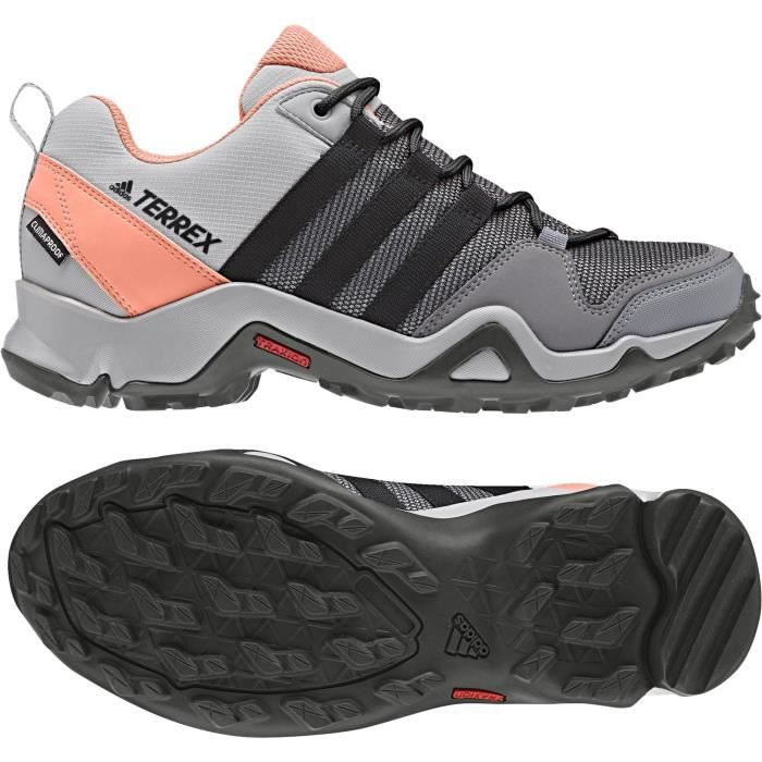 Adidas chaussures de randonnée femme terrex ax2 climaproof basses 3XCN97 Taille 37