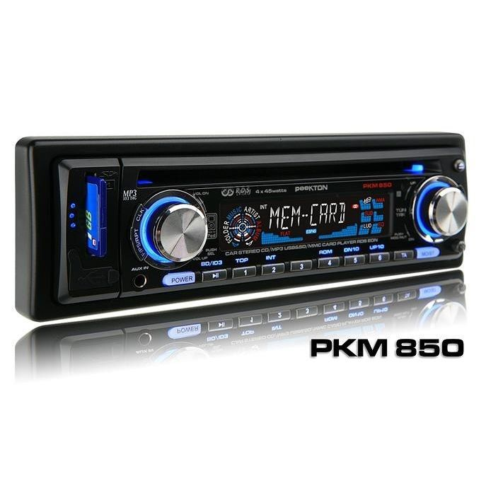 Download this Autoradio Peekton Pkm picture
